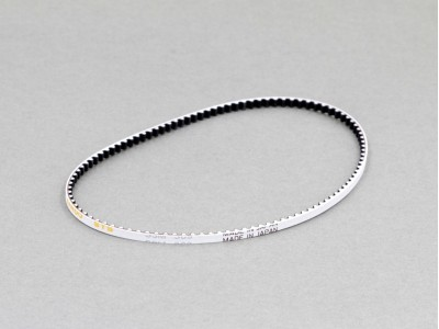 Radtec Low Friction White Rear Drive Belt (S3M309) for Stock (IF14-2) (BEL-20004)