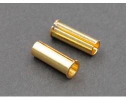 5mm to 4mm Adapter Plug, 2 pcs (EA-10008)