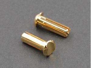 4mm Bullet Connector (LCG), 2 pcs (EA-10009)