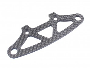 2mm Graphite Bumper Top Plate for Xray (XR-10010)
