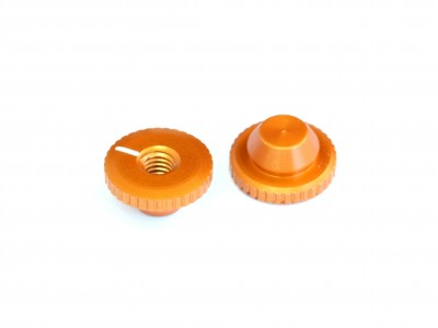 Aluminum Side Spring Retainer for X1/X12, 2 pcs (XR-10023)